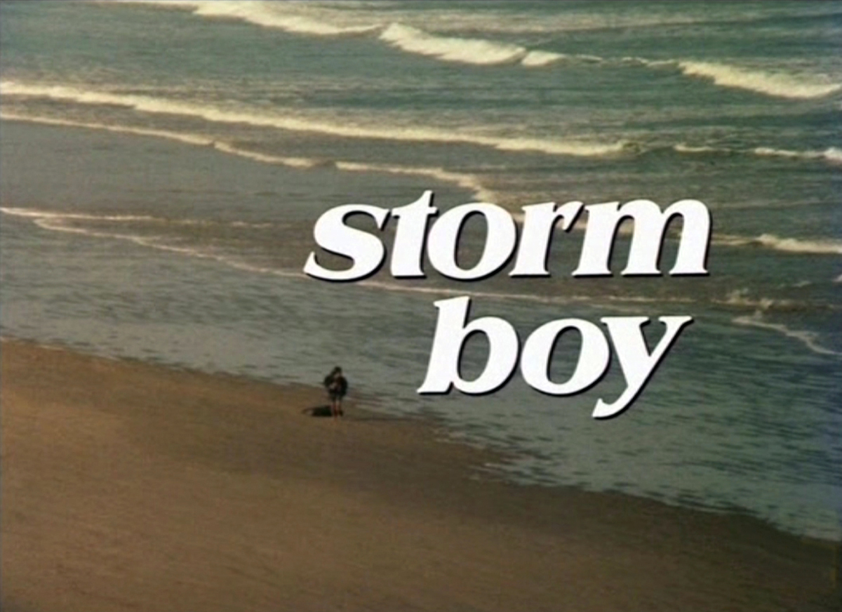 storm boy From the 1977 afi best film storm boy, directed by henri safran.