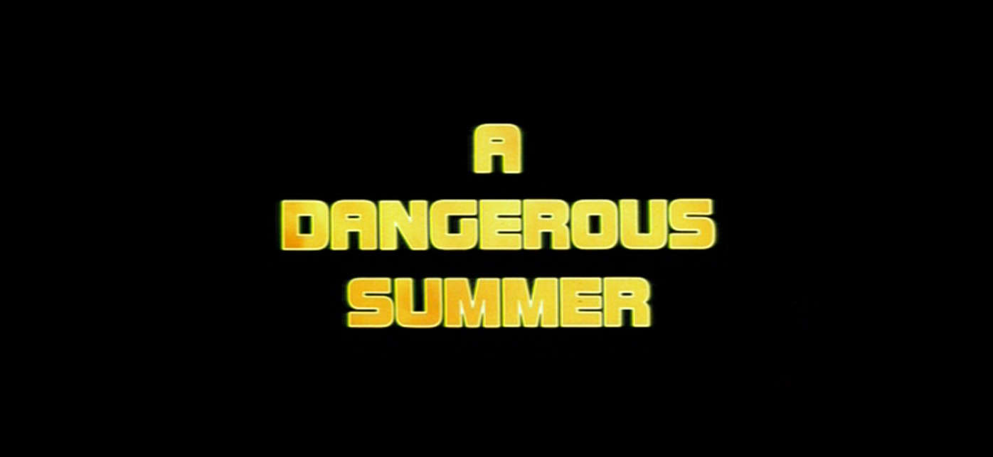 A Dangerous Summer - Review - Photos - Ozmovies