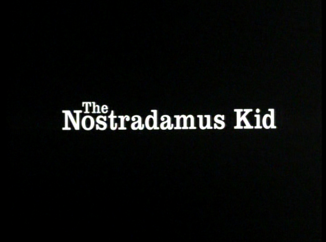 The Nostradamus Kid - Review - Photos - Ozmovies