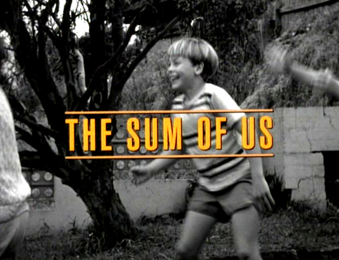 the sum of us review photos ozmovies. Black Bedroom Furniture Sets. Home Design Ideas
