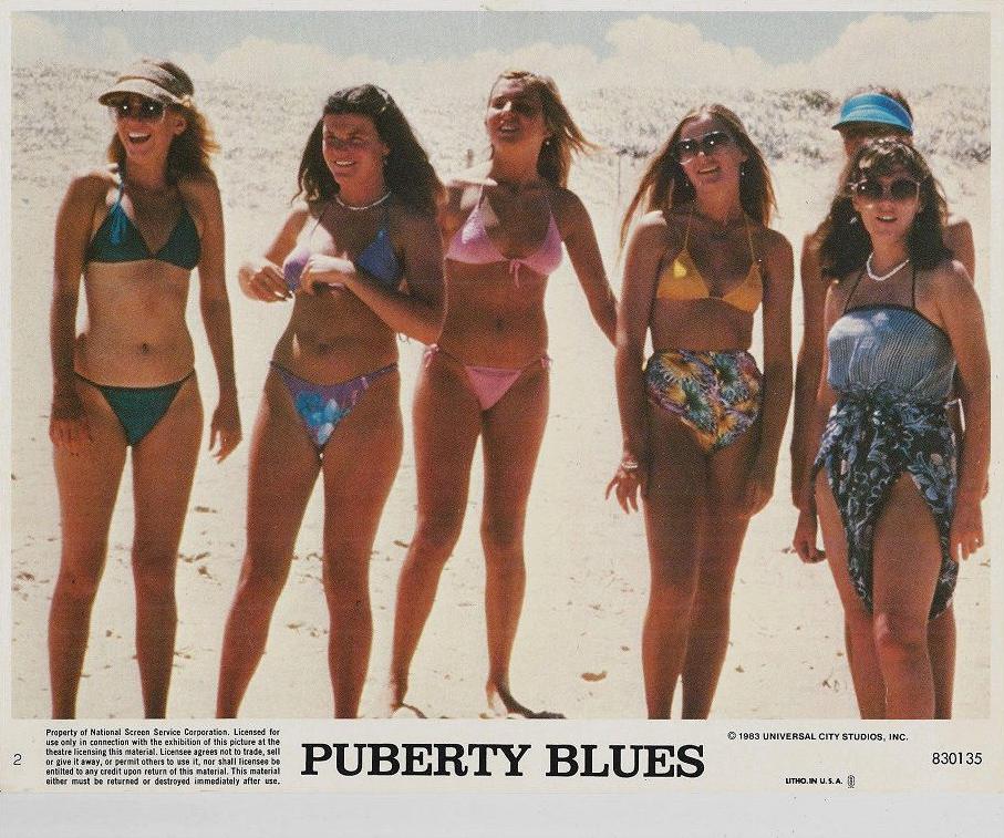 puberty blues plot