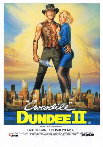 Crocodile Dundee Ii Review Photos Ozmovies