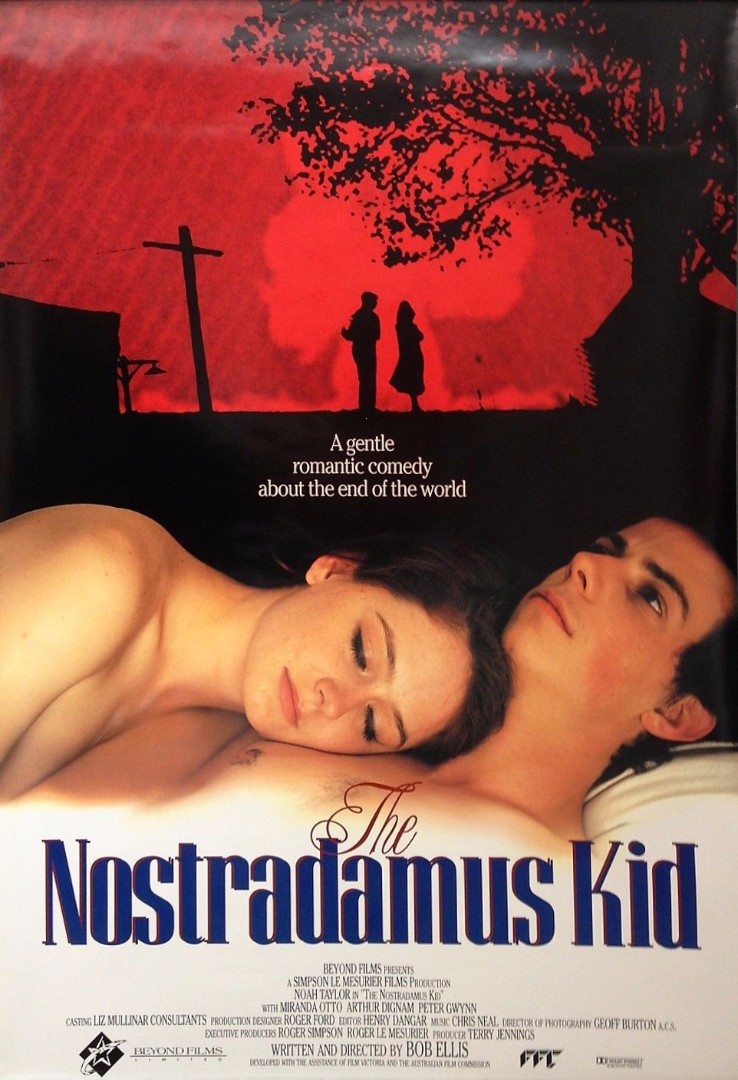 The Nostradamus Kid - Review - Photos - Ozmovies