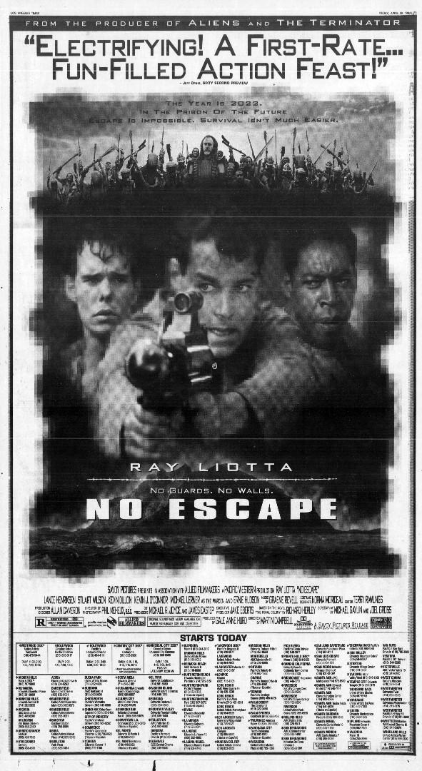 no escape (1994 film)