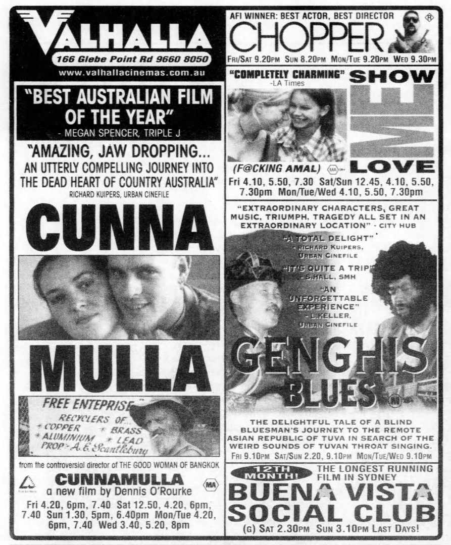 Cunnamulla - Review - Photos - Ozmovies