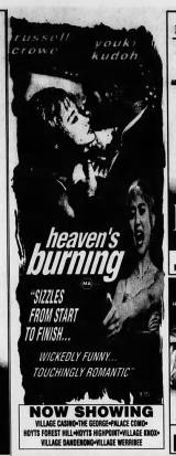 Heaven's Burning - Review - Photos - Ozmovies