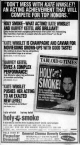 holy smoke - Review - Photos - Ozmovies